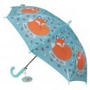 Rusty the Fox vaikiškas skėtis