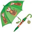 Tiger vaikiškas skėtis