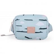 Croco поясная сумка-кошелёк