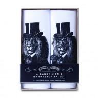 Dandy Lion набор носовых платков