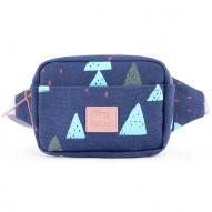 Forest поясная сумка-кошелёк
