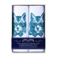 Sophisticated Cat набор носовых платков