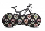 Вело носок Skulls