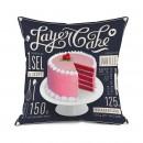 Layer cake большая подушка