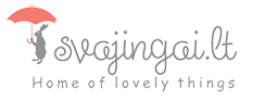 svajingai.lt - home of lovely things